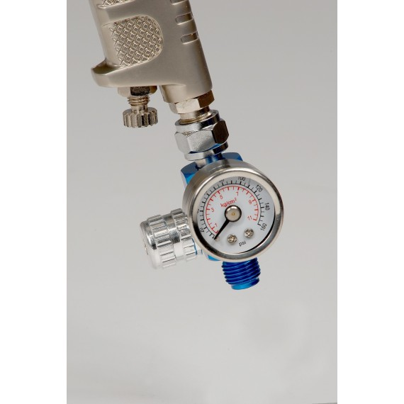 Air Regulator for Spray Guns 1/4BSP Thread