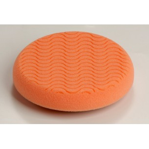 Medium Foam Ventilated Polishing Pad 150mm