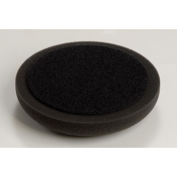 Soft Black European Foam Polishing Pad