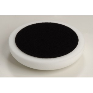 Hard White European Foam Compounding Pad