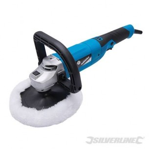 Silverline Car Polisher Buffer Sander