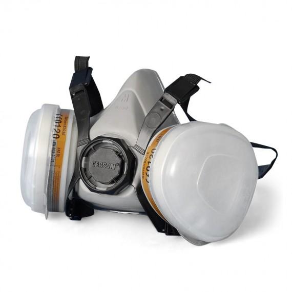 Gerson 9200E Twin Respirator Half Mask