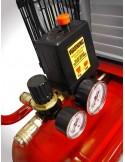 Burisch Spray Kit 90 Litre Air Compressor Belt Drive BT-390T