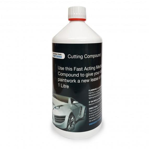 Fast Mover Medium Cutting Compound 1L
