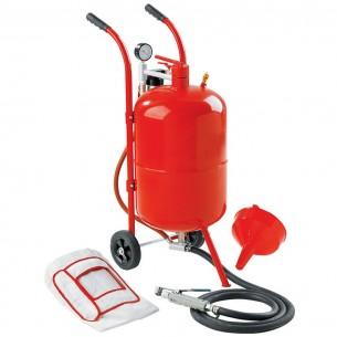Neilsen Pressurised Sandblasting Pot 10 Gallon 45L