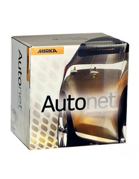 "Mirka Autonet 150mm 6"" P240 Sanding disc (Pack of 50)"