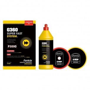 G360 Super Fast System Compound Kit 1KG