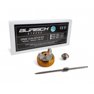 BURISCH GTR500 1.8mm Setup Kit - Needle Nozzle Cap