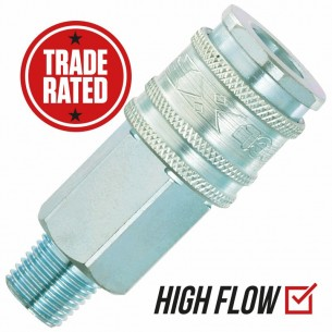 """PCL XF Quick Release Male Coupling thread R 1/4"""""""