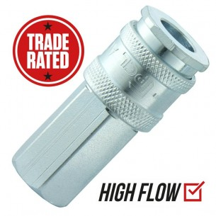 "PCL XF (EURO) 3/8"" Quick Coupling AC71EF Female thread"