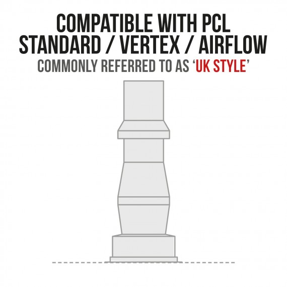 """PCL Standard Quick Release Airflow Coupling with Male Thread 1//4/"""" 3//8/"""" 1//2/"""" BSPT"""