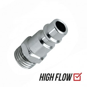 "1/4"" BSP Male Air Line Connector"