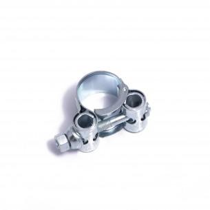 17-19mm MIKALOR Zinc plate Steel Hose Clamp
