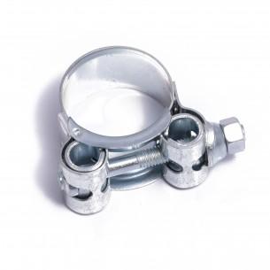 23-25mm MIKALOR Zinc plate Steel Hose Clamp