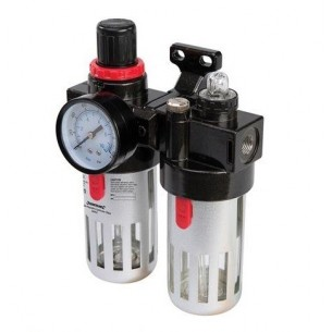 Air Line Filter Regulator and Lubricator