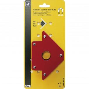 Magnetic positioner for...