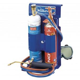 Dual Gas Torch Welding...
