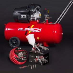 Burisch Spray Kit 100L...