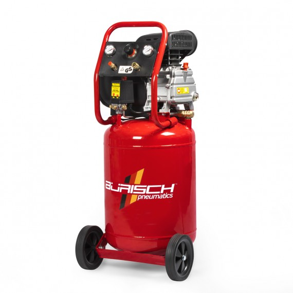Burisch BT2550SV 2.5HP 50L 9.5CFM...
