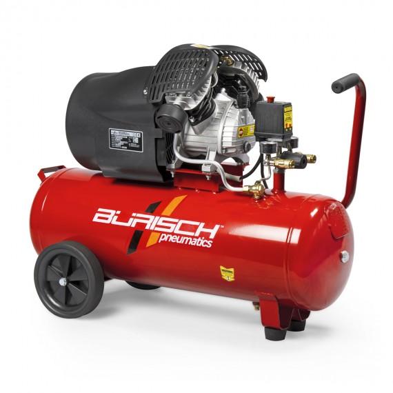 Burisch BT350V 3HP 50L 14CFM Direct...