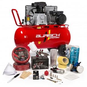 Burisch 90L 3HP Air...