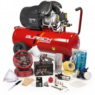 Burisch Air Compressor 50L...