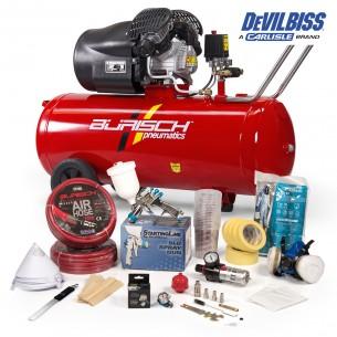 Burisch Air Compressor 100L...