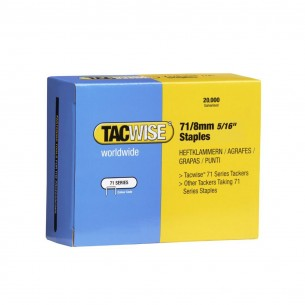 Tacwise 71 Staples 8mm...