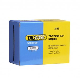 Tacwise 71 Staples 12mm...