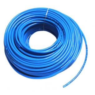6mm OD x 4mm ID Poly hose blue