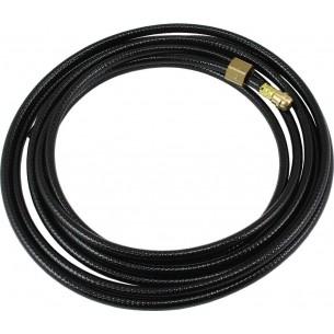 "Gas connection hose 3/8""..."