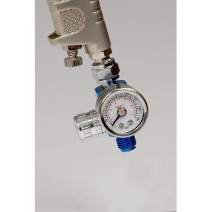 Air Regulator for Spray Guns 1/4BSP Thread