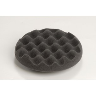Soft Black Polishing Pad 150mm