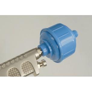 Spraygun Inline Water Trap