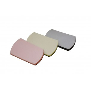 Interface pads for Soft Foam Sanding Block