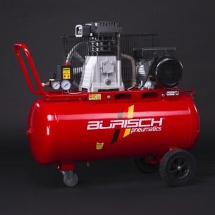 Burisch BT-390T 90 Litre 3HP Belt Drive Air Compressor