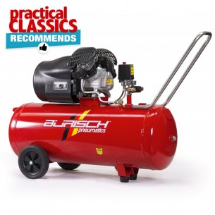 Burisch BT-3100V 100 Litre Air Compressor
