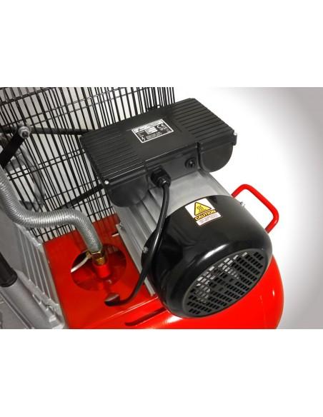 Burisch BT-390T 90 Litre Belt Drive Air Compressor