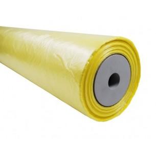Yellow Masking Sheet Roll 4m x 150m