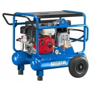 Nuair Belt Drive Honda 5.5HP Petrol 20Litre Air Compressor