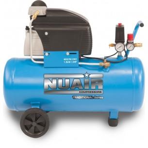 Nuair Direct Drive Air Compressor 2HP 50 Litre