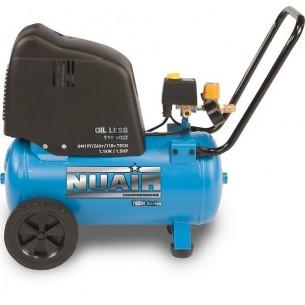 Nuair 110 Volt 1.5HP 24 Litre Air Compressor