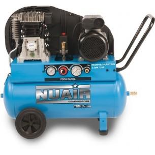 Nuair Belt Drive 3HP 50Litre 10Bar Air Compressor