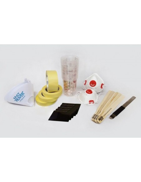 Spray Paint Consumables Kit - All the essential consumables required