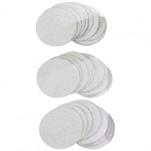 "PCL APA103 3"" / 75mm Sandpaper Discs"