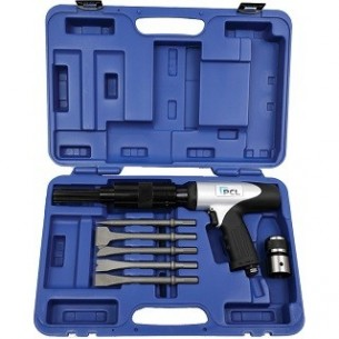 PCL APP570SET Air Hammer & De Scaling Tool Set