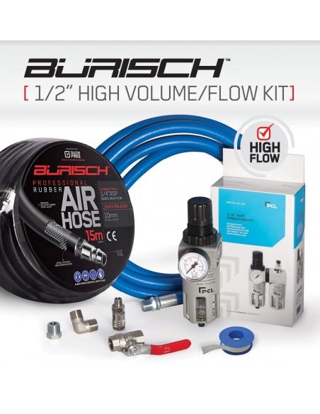 "FULL High Volume 1/2"" Air Treatment Kit"