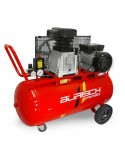 Burisch Spray Kit 90 Litre Air Compressor Belt Drive BT-390T