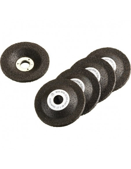 "PCL 2"" / 50mm Depressed Centre Metal Grinding Wheels"
