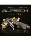 BURISCH GTR500 LVLP 1.3mm Spray Gun